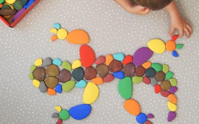 EDX education pebbles